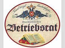 Betriebsrat Nostalgieschild | eBay Ilder Al