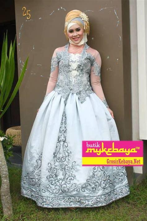 contoh desain dress kebaya couple muslimah model kebaya muslimah mode kebaya