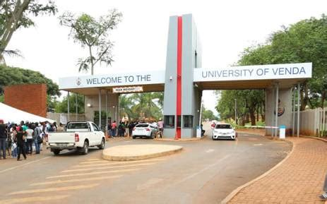 University Of Venda 2019 Application For Admission
