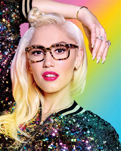 Gwen Stefani by Gwen Stefani Launches Eyewear Collection With Tura