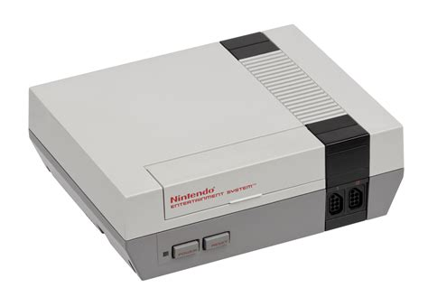 new nes console file nintendo entertainment system nes console fr jpg