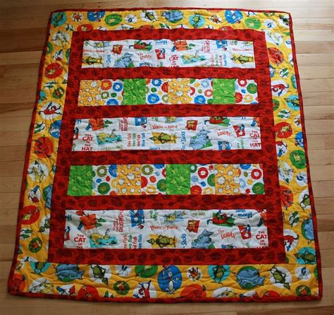 Dr Seuss Quilt Pattern by Dr Seuss Quilt Pattern Quilting Pretty