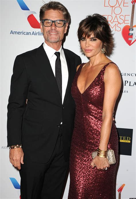 what secret is harry hamlin hiding lisa rinna keeping husband harry hamlin s mad men role