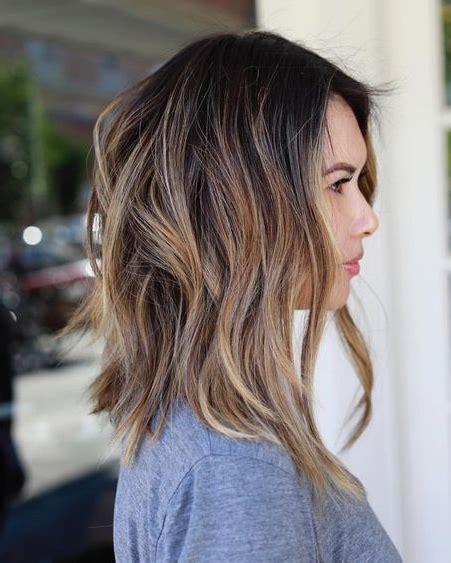 Medium length wavy hairstyles ideas 2018