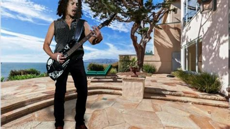 kirk hammett house kirk hammet s 16 million mansion will blow you away