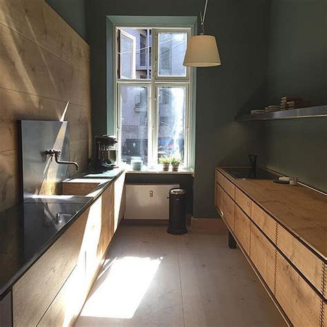 How To Do Minimalist Interior Design by The Minimalist Rustic Kitchen At Dinesen Is Incredible
