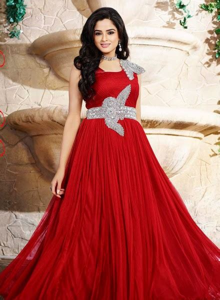 Satin Dress Made In India buy indian designer gowns europe america