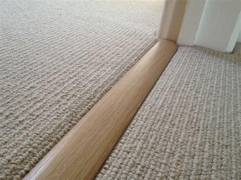 wooden carpet threshold bars carpet vidalondon