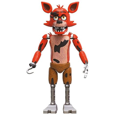 five nights at freddy s foxy five nights at freddy s actionfigur quot foxy quot