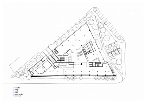 triangular floor plan triangle architecture plan 1329729885 ground floor plan