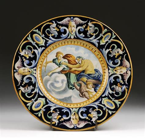 italian ceramic the maiolica pavement tiles of the fifteenth century with illustrations classic reprint books ps04 28 08 04 1l jpg