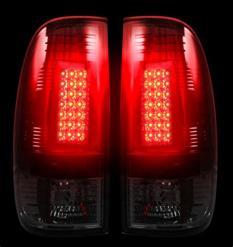 Go Recon Lights by 2008 2016 Duty Recon Smoked Led Lights 264176bk