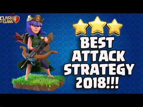 coc funniest attacks best attack strategy 2018 coc incredible style 3 star