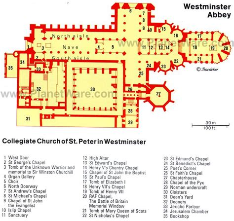 westminster abbey floor plan westminster abbey floor plan map arch history