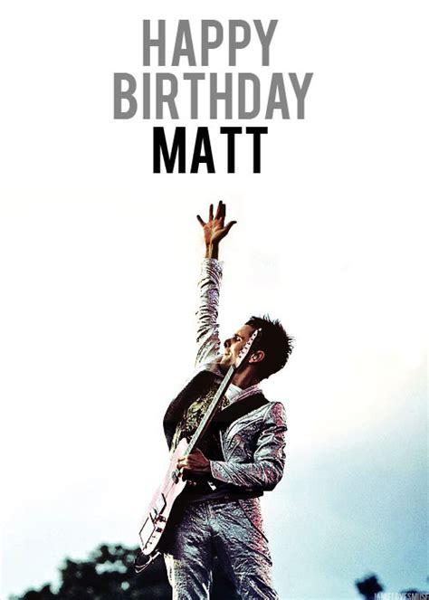 happy birthday matt happy birthday matt tumblr