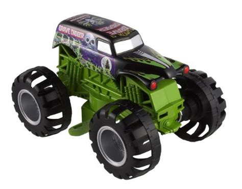 monster truck toys grave digger gift ideas for 5 and 6 year old boys