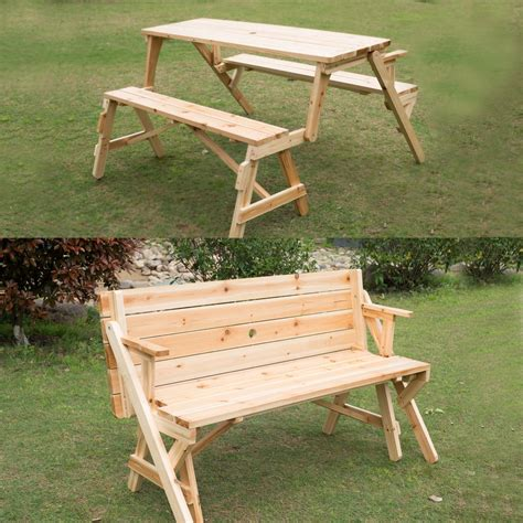 stansport heavy duty picnic table and bench set picnic table detached benches