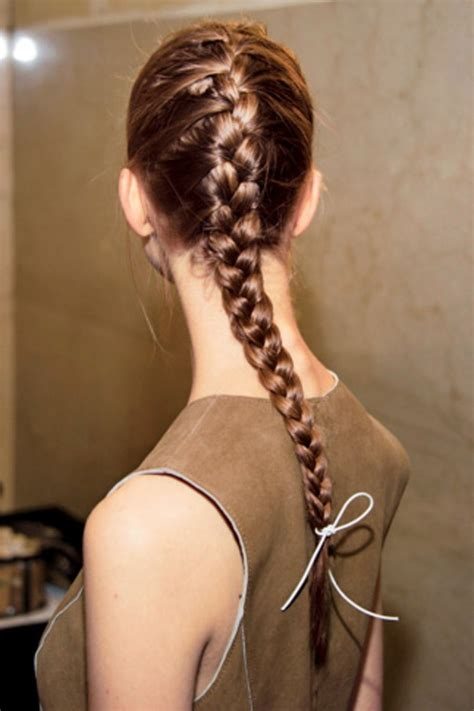 show a picture of pigtail braids wrestling guide 30 braids and braided hairstyles to try this summer glamour