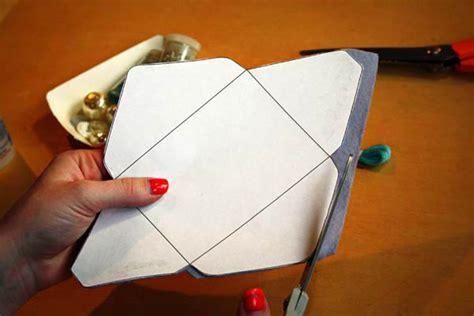 felt envelope pattern diy tutorial no sew felt gift envelopes by princess