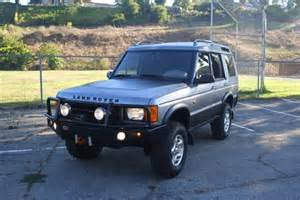find used 2000 land rover discovery series ii road