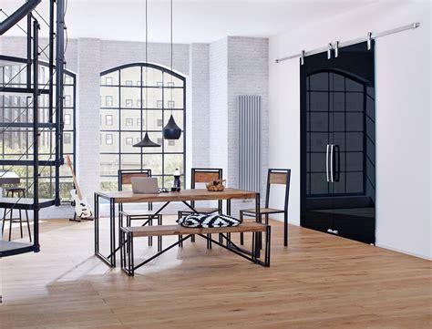 Stuhl Industrial Look by 2x Stuhl Bocas Sheesham Altmetall Esszimmerstuhl