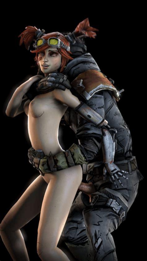 Borderlands Sexy Gaige Nudes Daughter