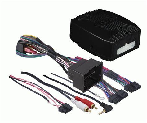Amp Non Amp Interface For Gm Metra Gmos 044