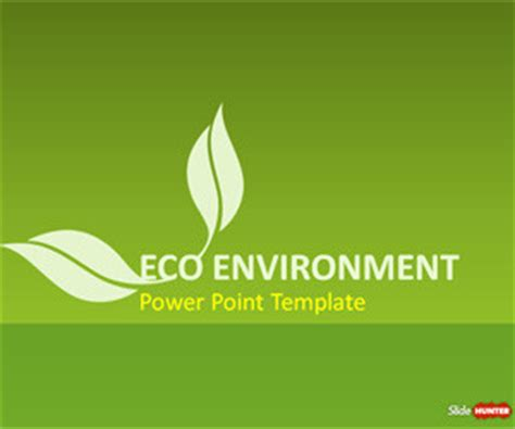 template ppt environment free free social powerpoint templates