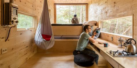 these tiny homes from harvard innovation lab are the tiny homes designed by harvard students business insider