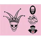 Scary Skull Graphics