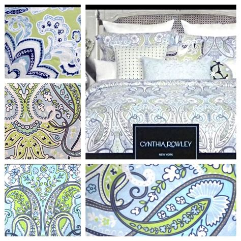 7 Best Images About Bedding On Pinterest Duvet Covers Cynthia Rowley Bedding