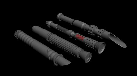 Lightsaber Ls by Lightsaber Hilts Wip Image Kotor Ultimate Mod For