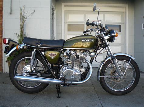 honda cb 450 1972 honda cb450 martycycles