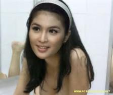 Artis Bugil Sandra Dewi