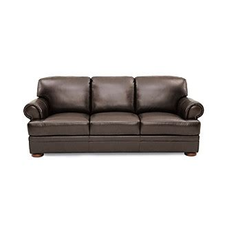 chateau d ax leather sofa chateau d ax malone rollarm brown leather living room furniture collection leather living room