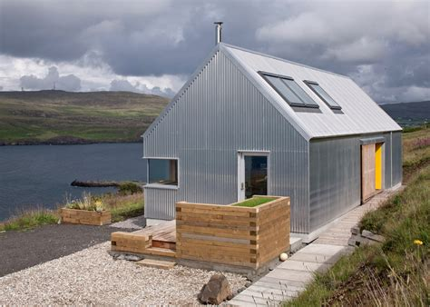 tin house the tinhouse is a holiday home on the scottish island your no 1 source of
