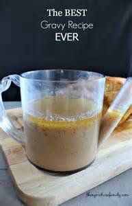 The best gravy recipe ever the ny melrose family