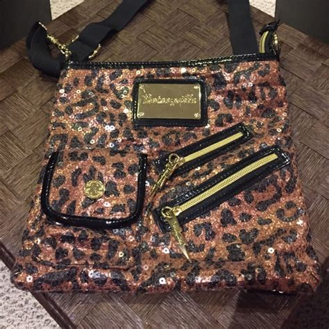 Betsey Johnson Bosy by 74 Betsey Johnson Handbags Betsey Johnson Leopard