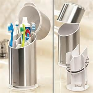 Bathroom Toothbrush Storage » Modern Home Design