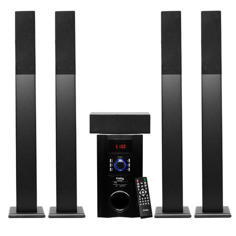 frisby fs   surround sound home theater tower