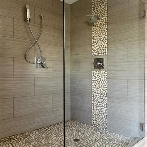 bathroom shower wall 12x24 shower wall tile lit up your bathroom with