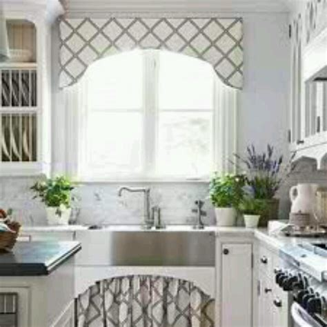 Kitchen Window Cornice cornice cornices can add pattern and a frame to kitchen windows media cache ak0 p more