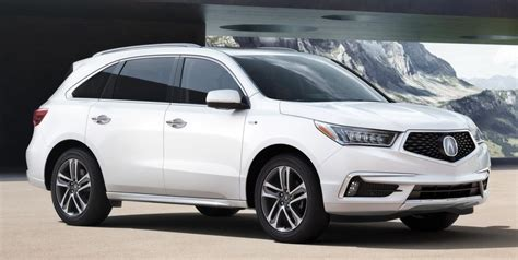 acura official official 2017 acura mdx sport hybrid