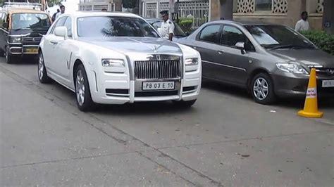roll royce cars bangladesh rolls royce ghost in mumbai youtube
