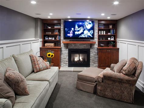 Small Basement Decorating Ideas Stylish Small Finished Basement Ideas