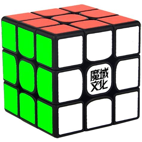 Rubik 3x3 Moyu Weilong Gts Speed Cube 3x3 Illusion Edition cuberspeed moyu weilong gts2 black 3x3 magic cube moyu weilong gts v2 3x3x3 speed