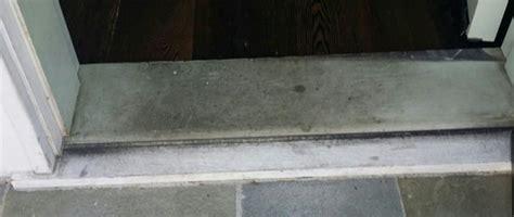 threshold plate front door finishing exterior front door threshold