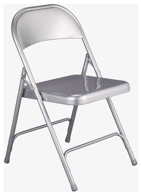 Macadam Chair by Macadam Silver Metal Folding Chair Habitatuk Midcentury Folding Chairs Stools By Habitat