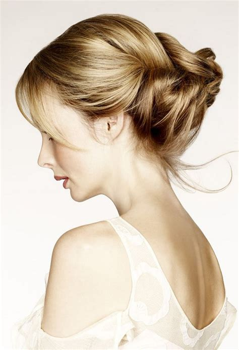 hairstyles for high cut dresses stylish updos