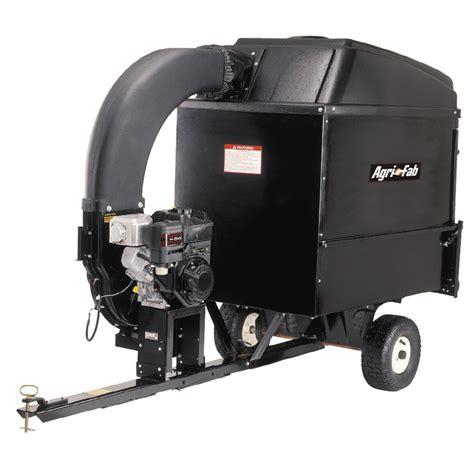shop agri fab    bushel lawn vacuum  lowescom